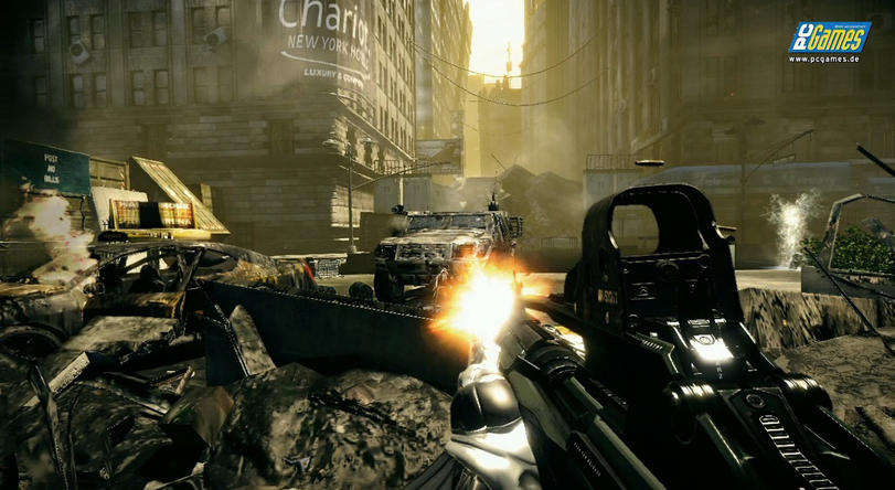 crysis 2 screenshots bilder  4 1