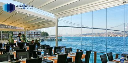 istanbul cam balkon